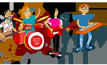 Petit Pop actúa hoy viernes a las 21: horas en Pozuelo de Alarcón