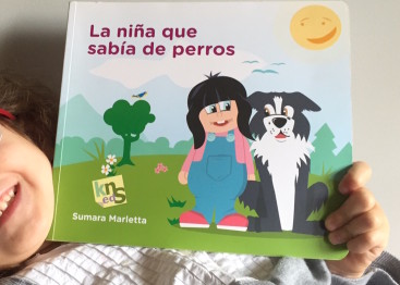 a niña que sabia de perros